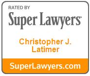 chris latimer rated by super lawyers
